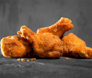 Foto hot wings(4 stuks)